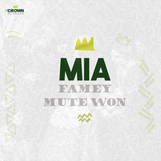 MIA - CROWN SUNDAYS