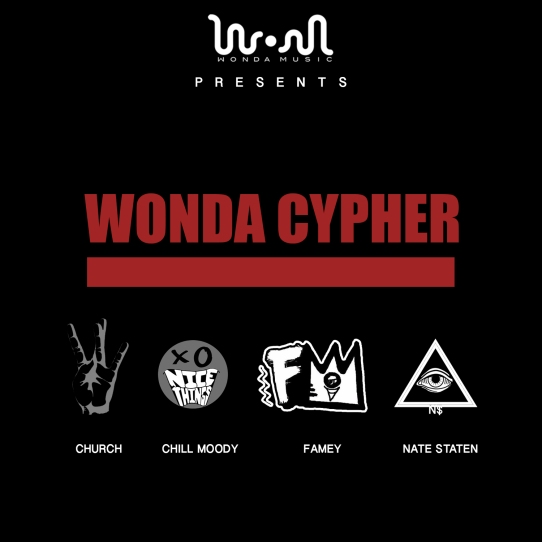 WONDA CYPHER - art