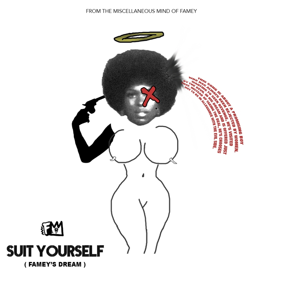 SUIT YOURSELF ART